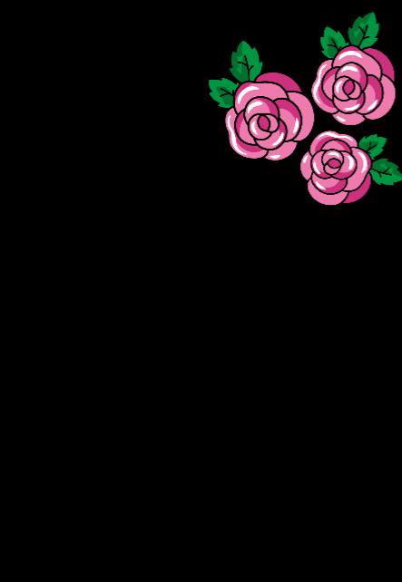 maglietta FlowerLove