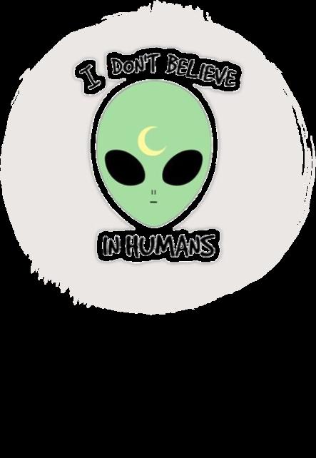 maglietta Alien