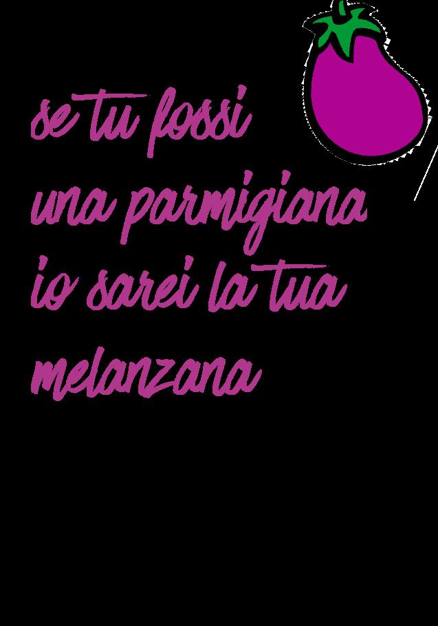 maglietta Melanzana