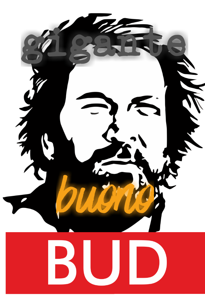 maglietta Bud Spencer Shirt