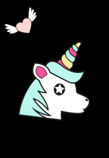 maglietta Unicorno
