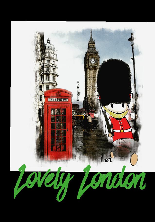 maglietta London