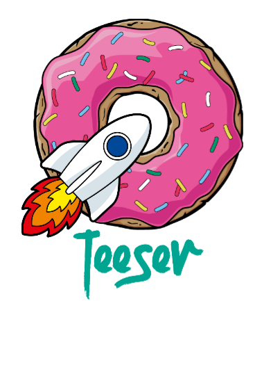 maglietta grafica TEESER :-)