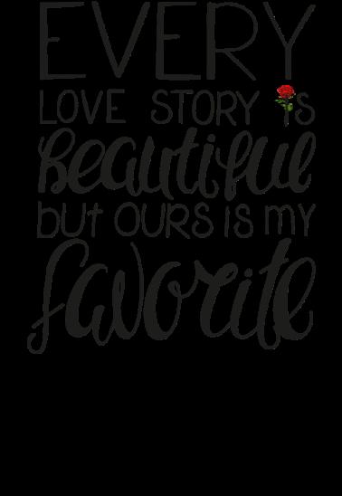 maglietta Love Story