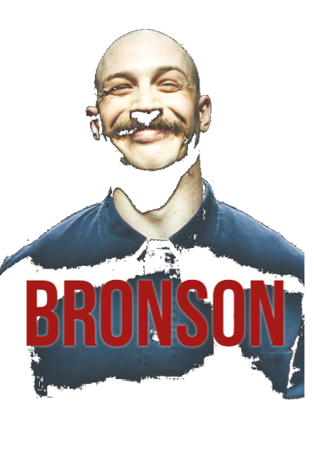 maglietta Bronson