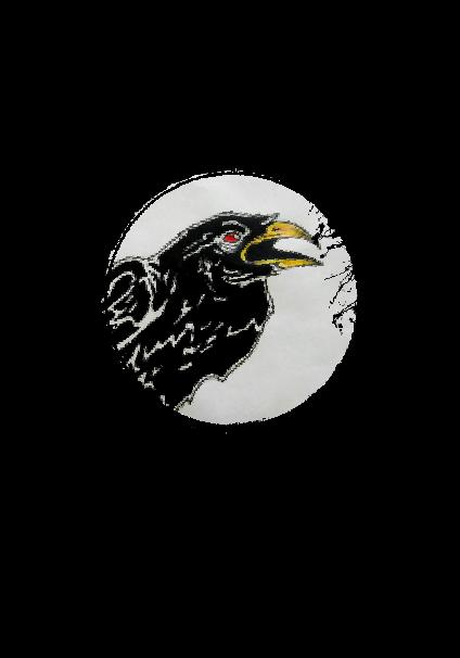 maglietta crow