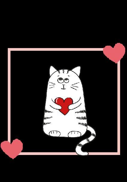 maglietta Love