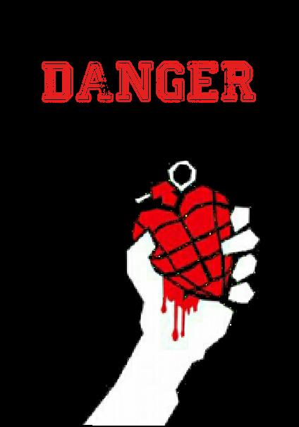 maglietta Heart bomb