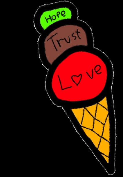 maglietta Ice Cream Life