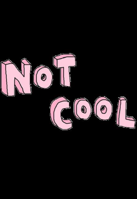 maglietta Not cool