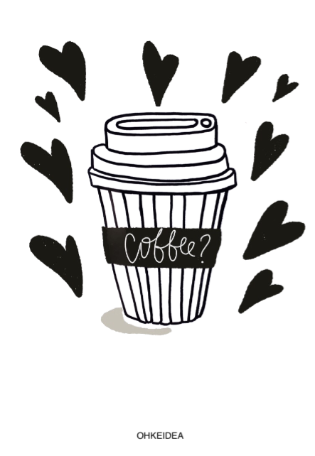 maglietta Coffee?
