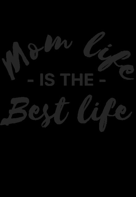 maglietta Mom life