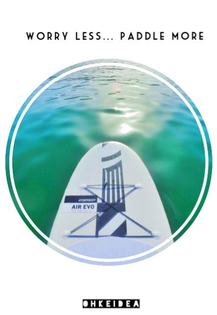 maglietta Stand up paddle