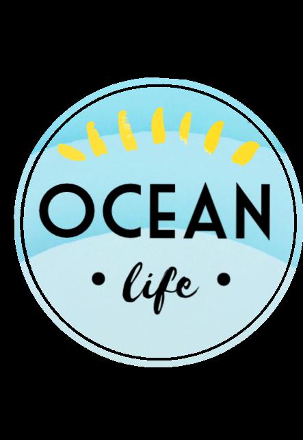 maglietta Ocean life