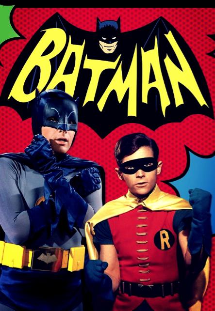 maglietta Batman & Robin