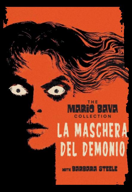 maglietta La maschera del demonio