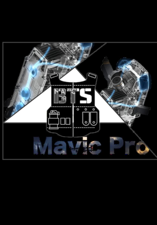 maglietta DJI MAVIC SHIRT
