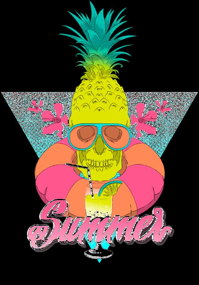 maglietta summer chill