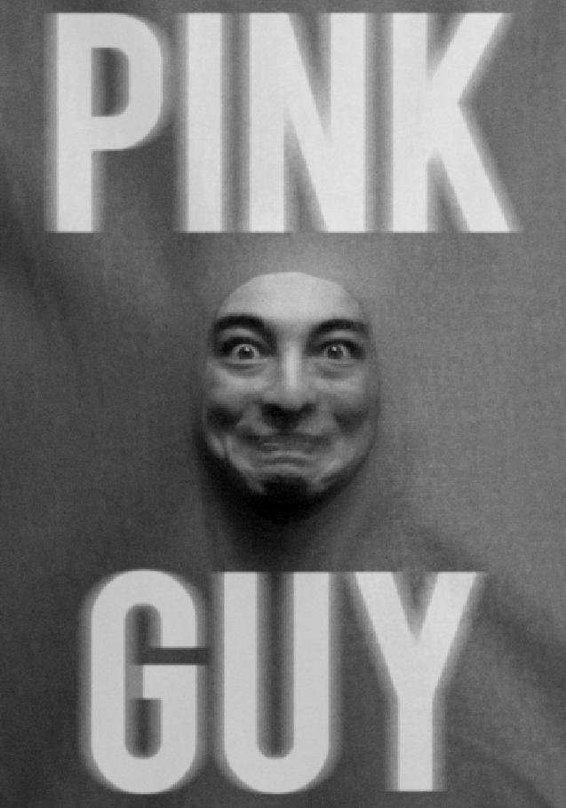maglietta PINK GUY