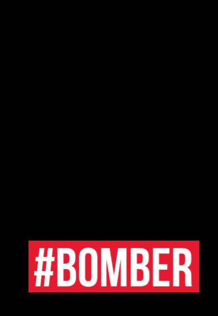 maglietta #NONsonoUnBomber