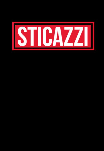 maglietta #STICAZZI