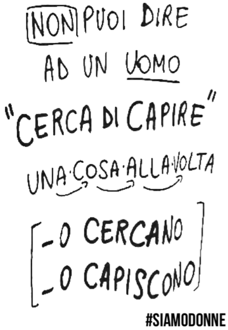 maglietta CERCAdiCAPIRE