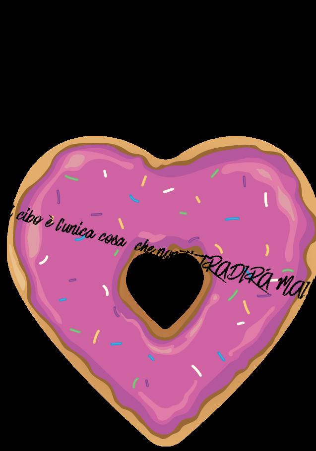 maglietta donutslove