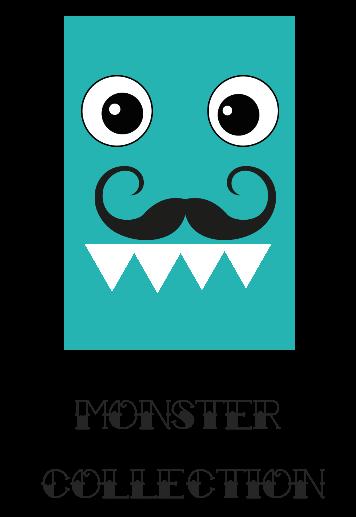 maglietta monster collection n.1
