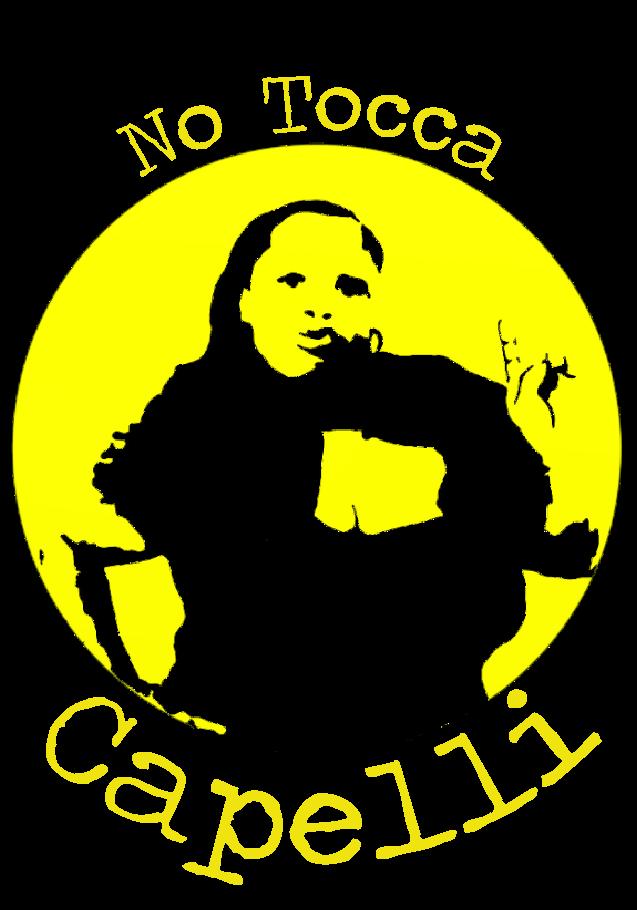 maglietta No Tocca