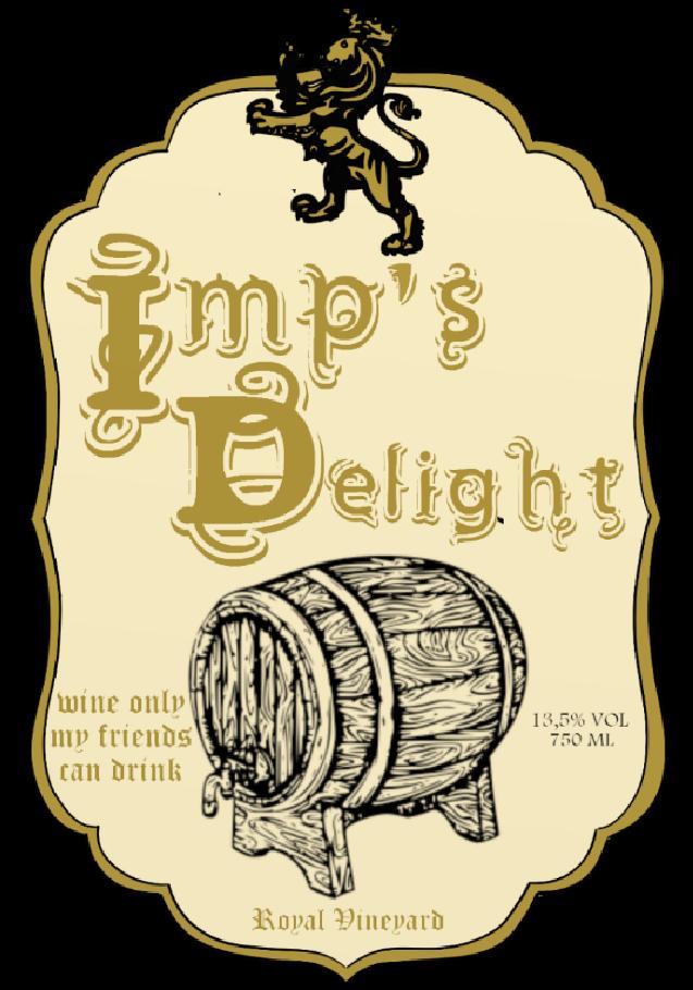 maglietta Imp's Delight