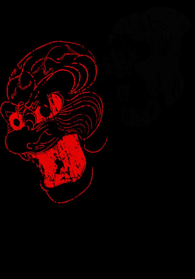maglietta Demoni