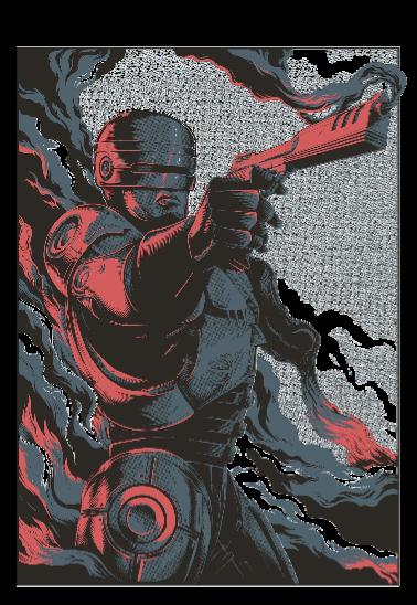maglietta sterminetor85