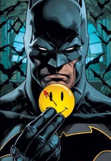 maglietta Batwatchmen