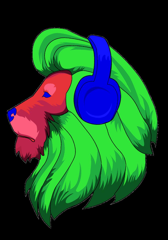 maglietta Lion Headset