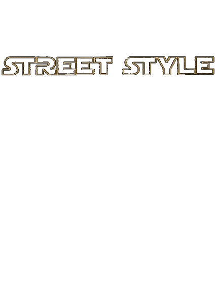 maglietta Street Style x star wars