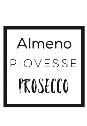 maglietta Prosecco's Rain