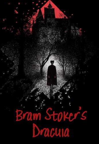 maglietta Bram Stoker's Dracula