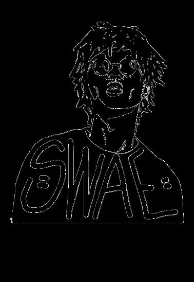maglietta SWA€ L€€