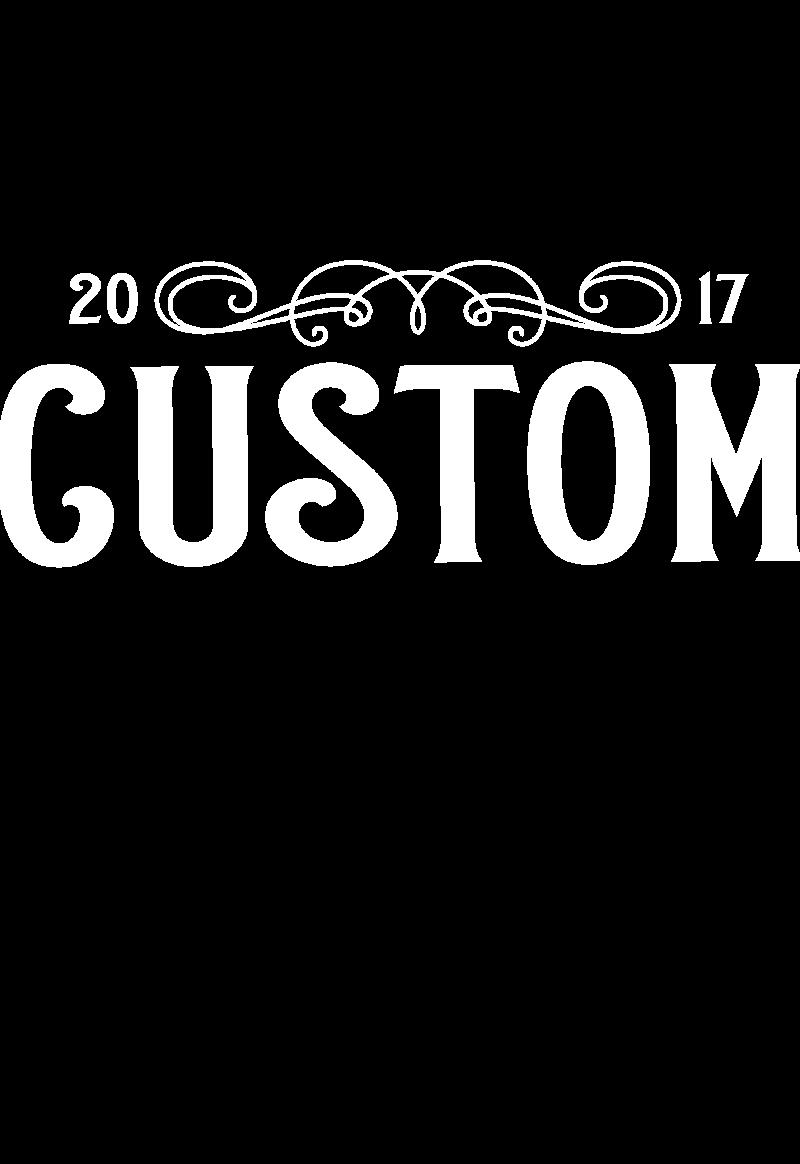 maglietta brand CUSTOM #colorWhite