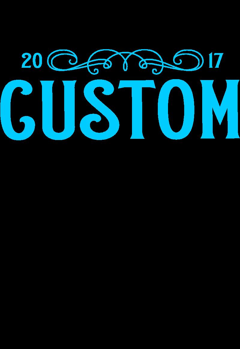 maglietta brand CUSTOM #colorLightBlue
