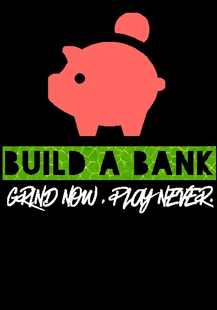 maglietta BUILD A BANK