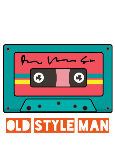 maglietta Old style man