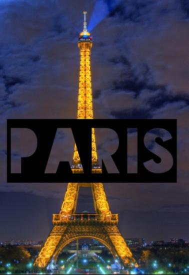 maglietta PARIS