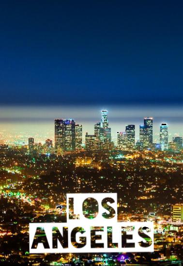 maglietta LOS ANGELES