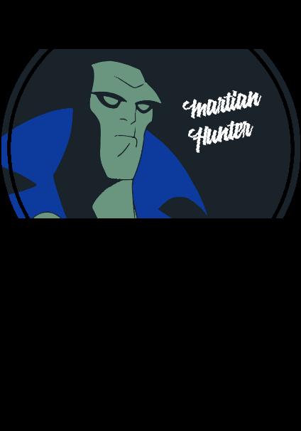maglietta Martian Hunter new brand