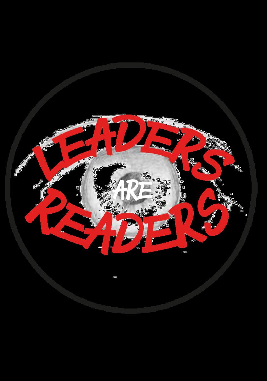 maglietta LEADERSareREADERS