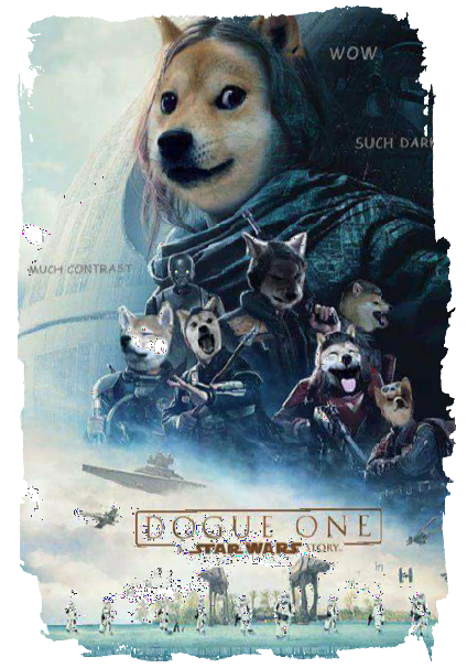 maglietta Dogue One
