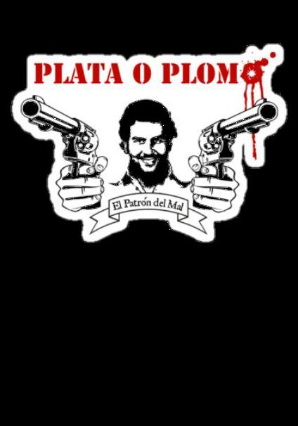 maglietta Narcos