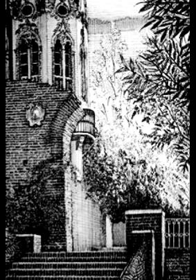 maglietta Mistery Mansion II