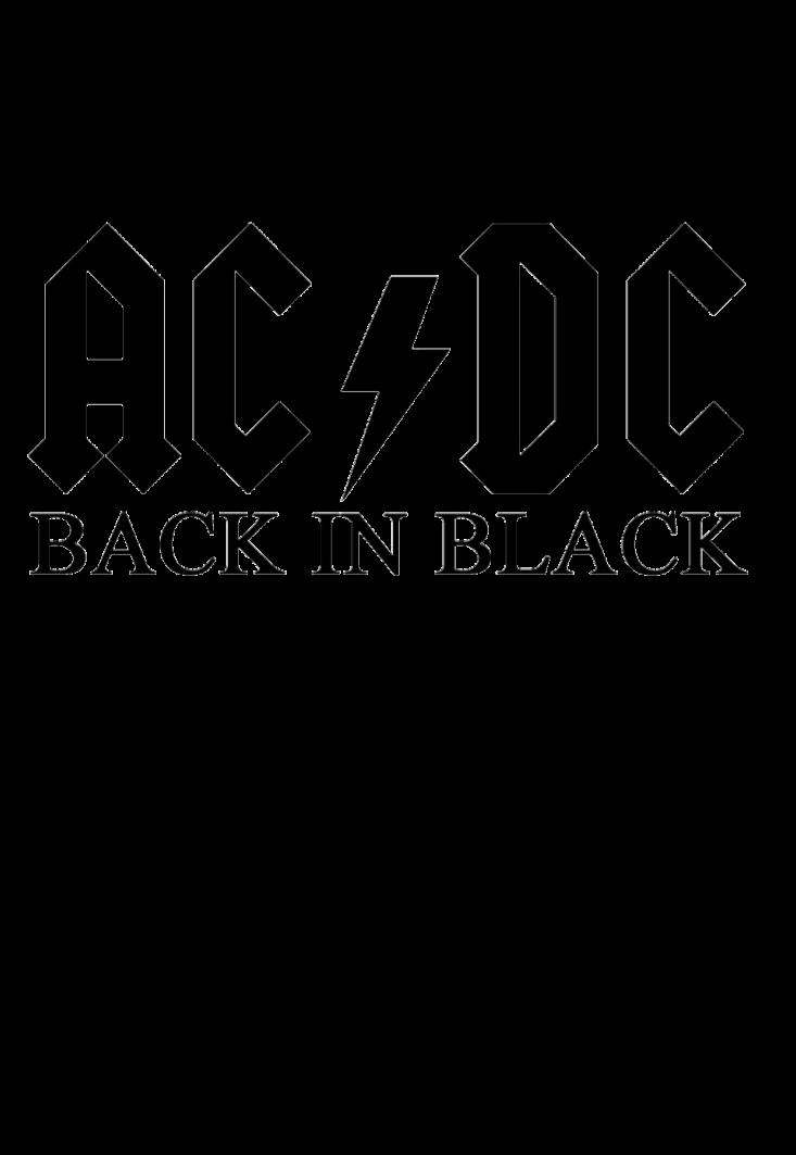 maglietta Ac/Dc